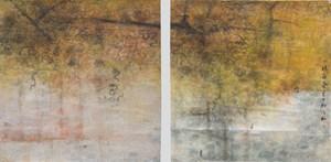 Shaolin Spirit: Steel Heart within the Softness by Tseng Yu-Ho contemporary artwork