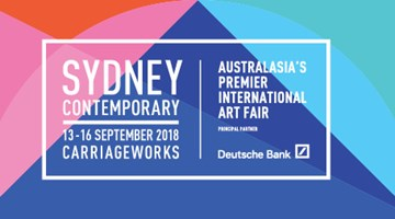 Contemporary art exhibition, Sydney Contemporary 2018 at Martin Browne Contemporary, Sydney, Australia