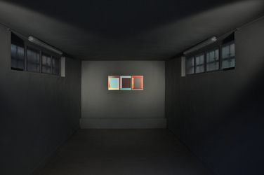 2010 - 2016 Anima Mundi 15-3 acrylic on plastic 48,5 x 38,5 cmCourtesy Dep Art Gallery