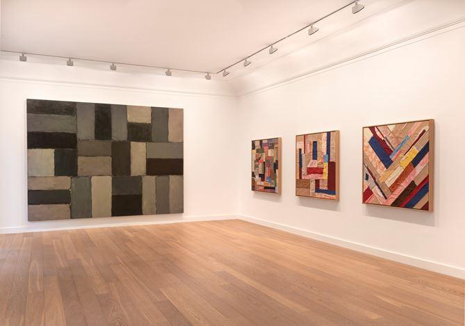 Exhibition view: Group Exhibition, Rhythms and Vibrations,Galerie Lelong & Co.,13 Rue de Téhéran, Paris (4 June–24 July 2020). Courtesy Galerie Lelong & Co. Paris.