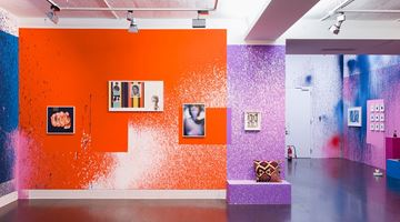 Parkett contemporary art gallery in Zurich Exhibition Space, Switzerland