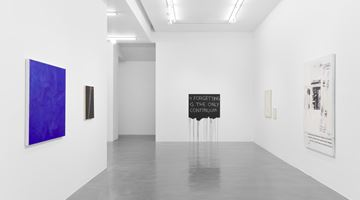 Contemporary art exhibition, Group Exhibition, WORDS at Simon Lee Gallery, London, United Kingdom