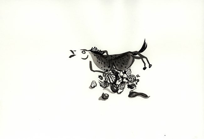 Origin of Species 0529 by Liu Yi contemporary artwork
