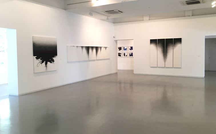 Exhibition view: Golnaz Fathi, Contemplations, Sundaram Tagore Gallery, Singapore (18 November 2016– 27 January 2017). Courtesy Sundaram Tagore Gallery.