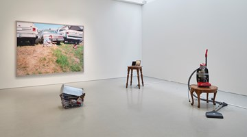 Contemporary art exhibition, Group Exhibition, Laws of Motion at Gagosian, San Francisco