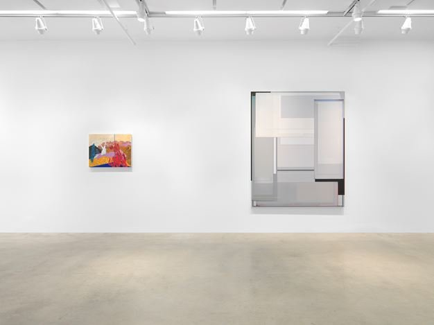 Exhibition view: Group Exhibition, Do You Think It Needs a Cloud?,New York, 22nd Street (10 September–10 October 2020).Courtesy Miles McEnery Gallery.