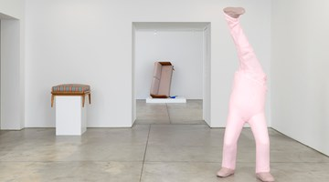 Contemporary art exhibition, Erwin Wurm, Ethics demonstrated in geometrical order at Lehmann Maupin, 536 West 22nd Street, New York