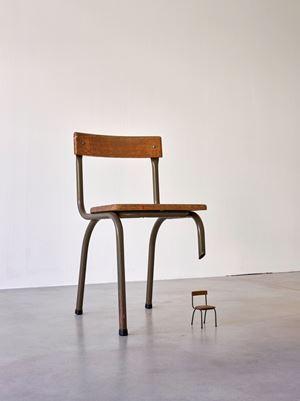 Corner by He Xiangyu contemporary artwork