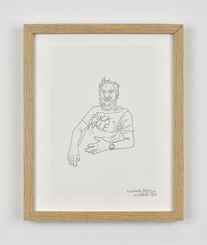 Dan, Fuck kale by Mieko Meguro contemporary artwork