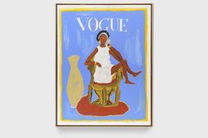 Maria Auxiliadora da Silva (Vogue Brasil) by Elian Almeida contemporary artwork