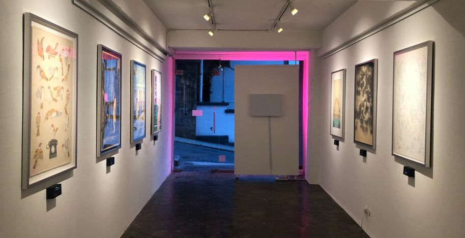 Exhibition view: Group exhibition, Now Showing,Karin Weber Gallery, Hong Kong (8 December 2020–6 February 2021). CourtesyKarin Weber Gallery.