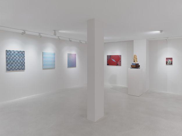 Exhibition view: Group Exhibition,Genius Loci 8, SETAREH, Düsseldorf (3 July–1 August 2020). CourtesySETAREH.