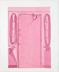 Entrance, Ground Floor, 348 West 22nd Street, New York, NY 10011, USA by Do Ho Suh contemporary artwork mixed media