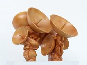 Listeners by Tony Cragg contemporary artwork