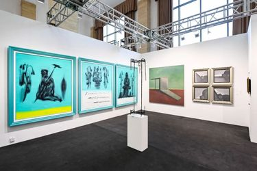 Exhibition view: Tang Contemporary Art, Beijing Contemporary Art Expo (13–17 September 2021). Tang Contemporary Art, Beijing.