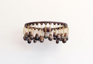 Beaded Ring by Jaime Jenkins contemporary artwork