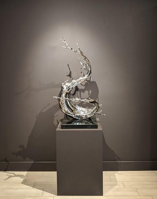 Yan Fei by Zheng Lu contemporary artwork