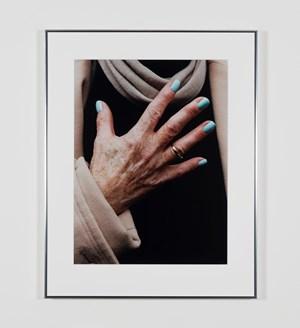 Für Mich 3 by Josephine Pryde contemporary artwork