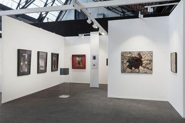 Anne Mosseri-Marlio Galerie, Art Brussels, Brussels (19–22 April 2018). Courtesy Anne Mosseri-Marlio Galerie. Photo:© Sebastiano Pellion di Persano.