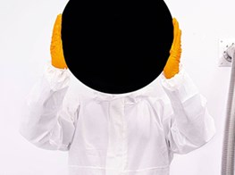 Who's behind art's dark little secret, Vantablack?