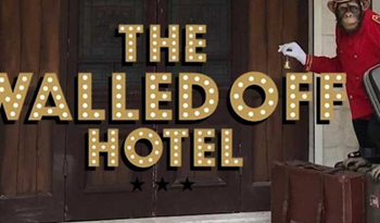 Don't confuse me with the monkey: on Banksy's 'Walled Off Hotel'