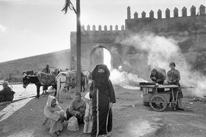 Fez, Morocco by Marc Riboud contemporary artwork