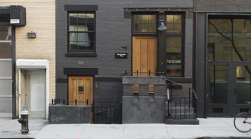 Timothy Taylor contemporary art gallery in New York, USA