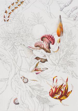 Perpetuum florens (III) by Miron Schmückle contemporary artwork