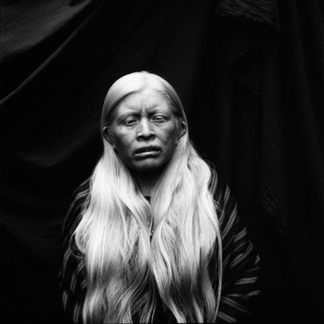 Portrait of P, from the series Los Hijos Del Sol by Nicol Vizioli contemporary artwork