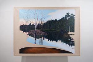 North American Beaver by Gabriela Bettini contemporary artwork