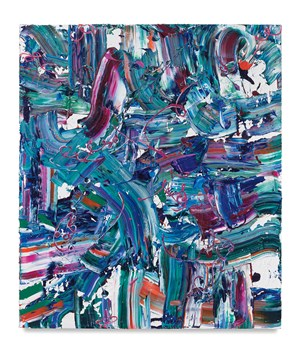 Cool Flow by Michael Reafsnyder contemporary artwork