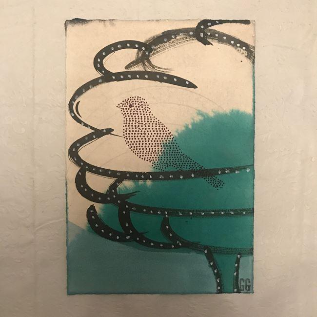 Untitled by Glenn Goldberg contemporary artwork