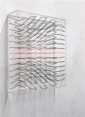 basic box 3 by Emanuela Fiorelli contemporary artwork