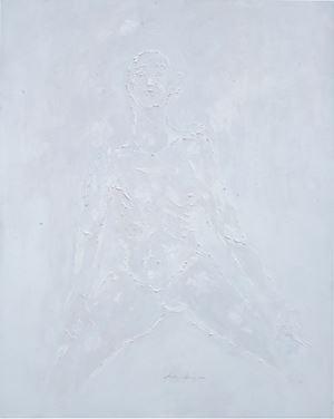 New Me by Desy Gitary contemporary artwork