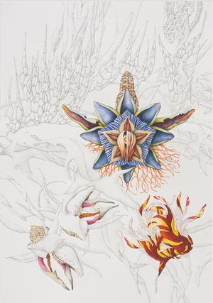 Perpetuum florens (IV) by Miron Schmückle contemporary artwork