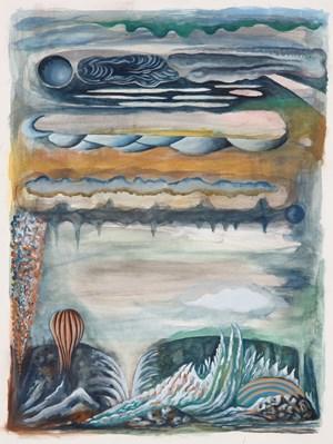 Mehrfache Verdichtung (Naturphänomene) by Hartmut Neumann contemporary artwork