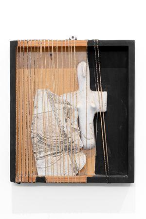 Telaio con Dea Madre by Maria Lai contemporary artwork