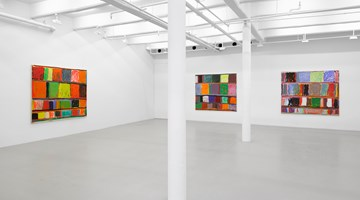 Contemporary art exhibition, Stanley Whitney, In the Color at Lisson Gallery, New York