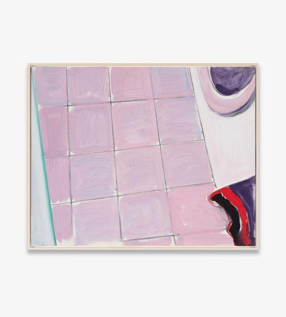neben der Waschmaschine by Karl Horst Hödicke contemporary artwork