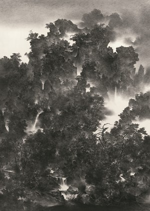 The Twenty-Four Solar Terms: Spring Commences by Cao Xiaoyang contemporary artwork