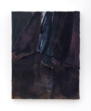 Velvet Underpass by Biraaj Dodiya contemporary artwork painting