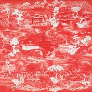 Between Red 198 by Lee Sanghyun contemporary artwork