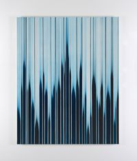 Electric Mainline by Mark Francis contemporary artwork painting