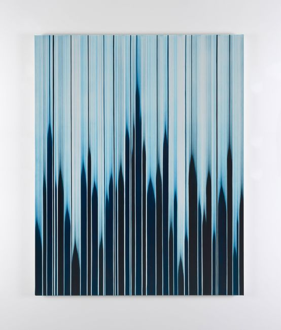 Electric Mainline by Mark Francis contemporary artwork