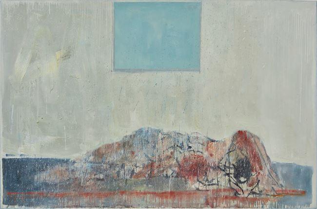La caduta by Cesare Lucchini contemporary artwork