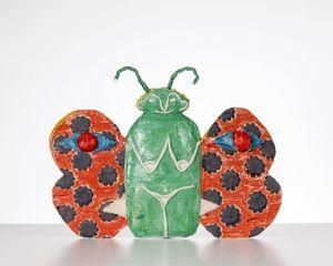 Untitled (moth) #37 by Brendan Huntley contemporary artwork