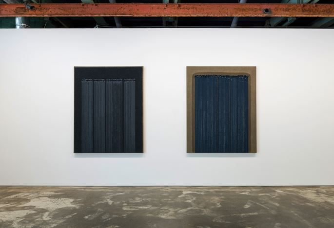 Exhibition view: Ha Chong-Hyun, Solo Exhibition,Kukje Gallery, Busan (29 May–28 July 2019). Courtesy the artist and Kukje Gallery. Image provided by Kukje Gallery.