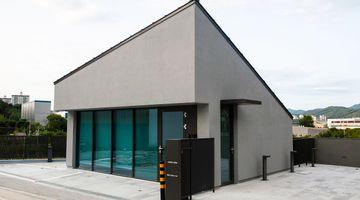 Jason Shin contemporary art gallery in Gyeonggi-do, South Korea
