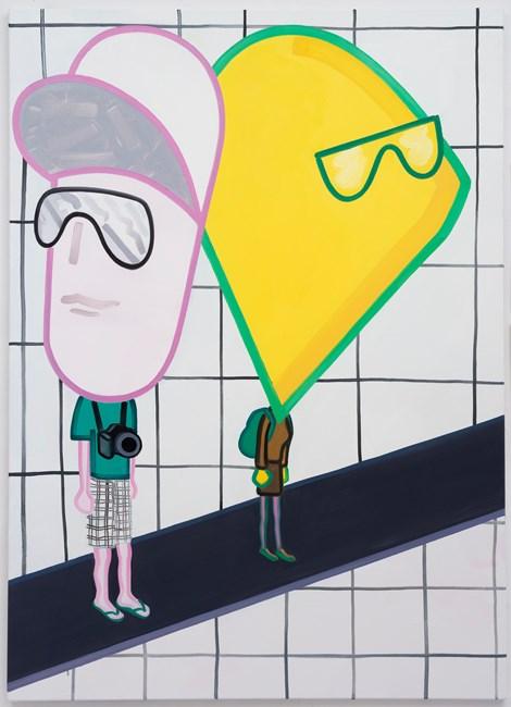 Ben & Jessica by Marcus Weber contemporary artwork
