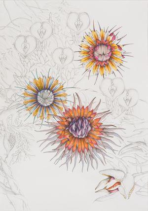 Perpetuum florens (VI) by Miron Schmückle contemporary artwork